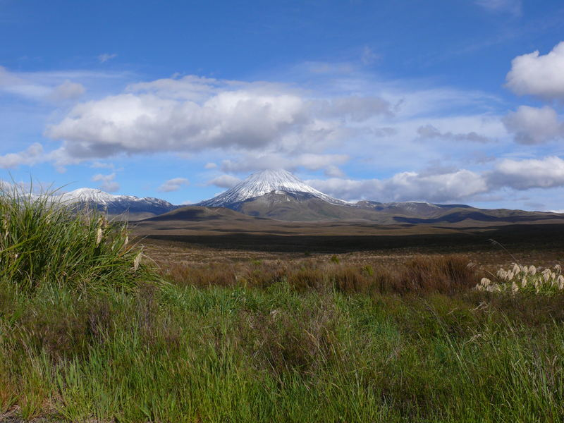 Mount Ngauruhoe - Mount Doom