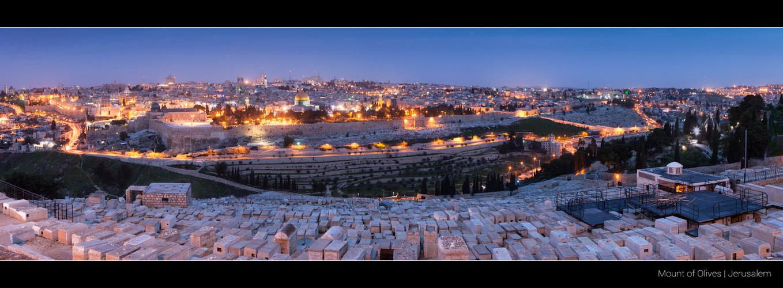 Mount of Olives | Jerusalem