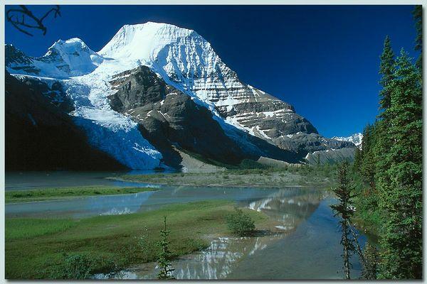 Mount Robson Pass