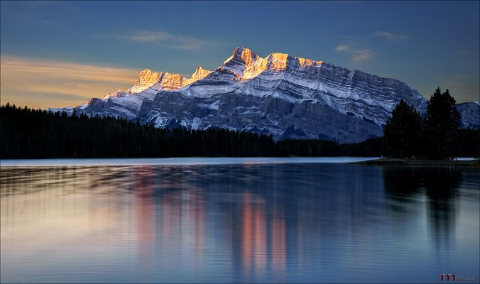 ~ Mount Rundle ~