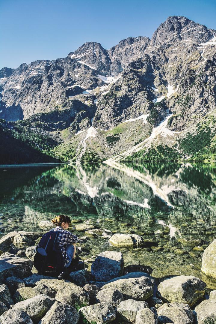 mountain wanderer