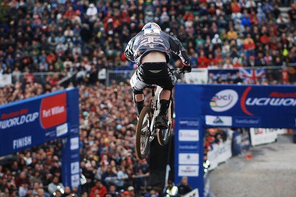 Mountainbike: Downhill