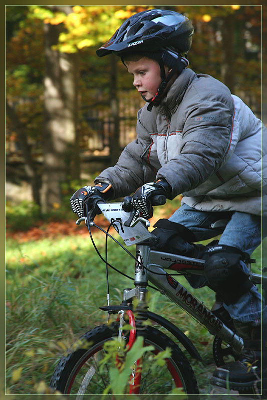Mountainbike Kid