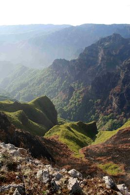 Mountains in Madeira I