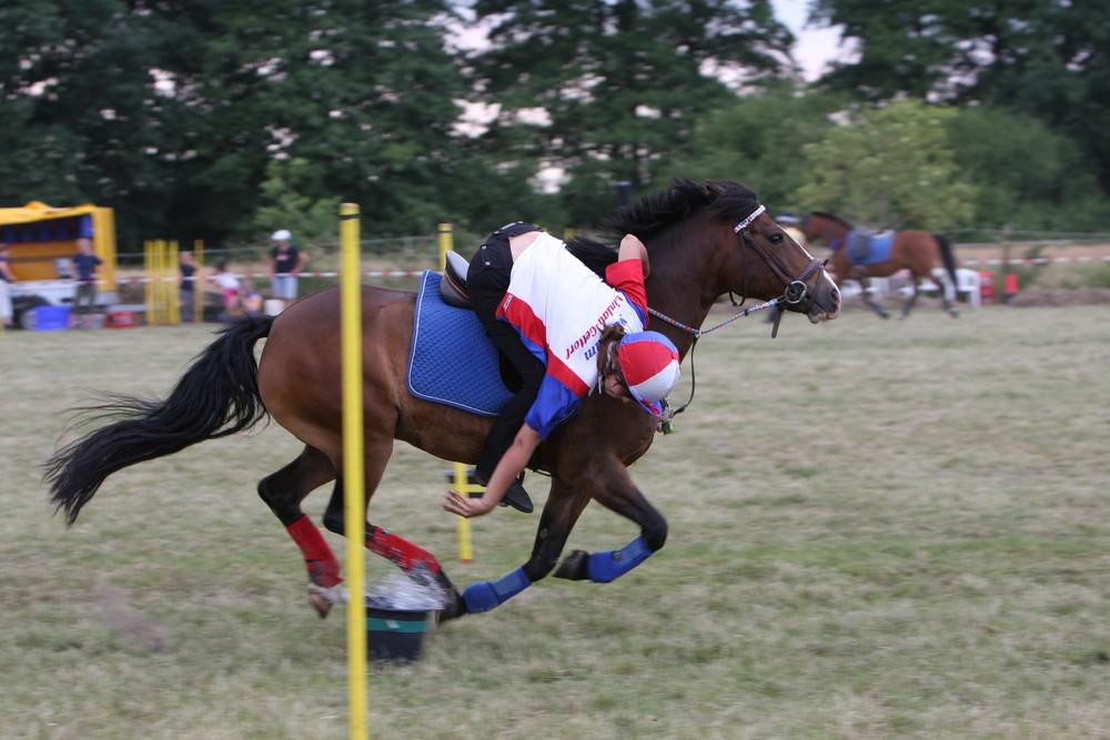 Mounted Games beim Reitverein Brelingen