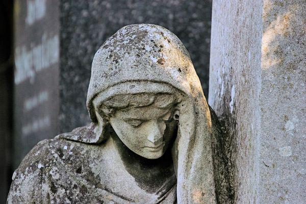 Mourning Maria
