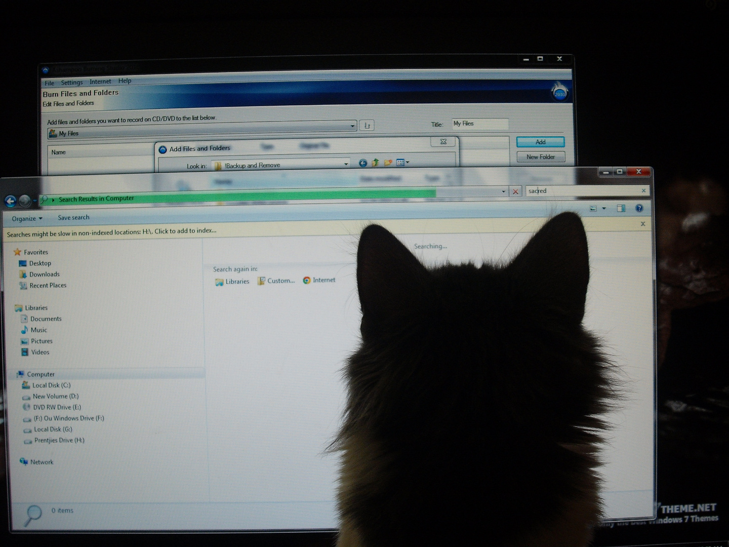 Mouse Pointer Addict