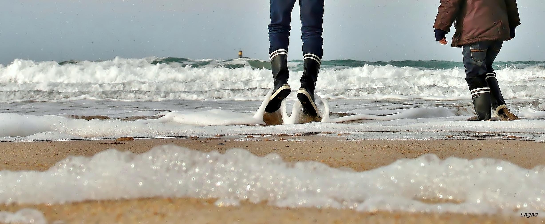 Mousse boots......