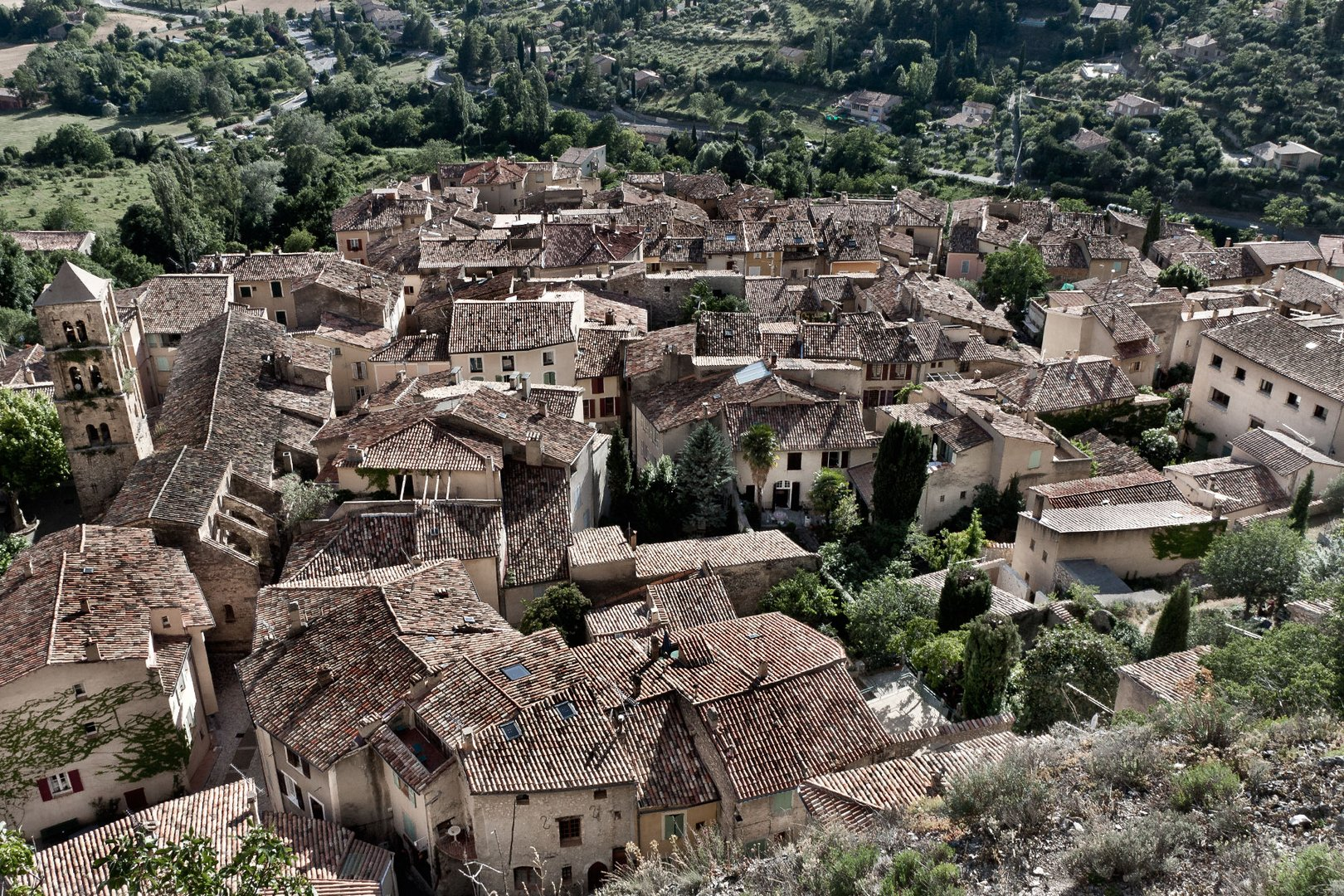 Moustiers Ste.Marie (Provence)