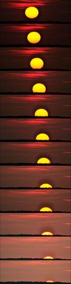 Mouvement solaire.