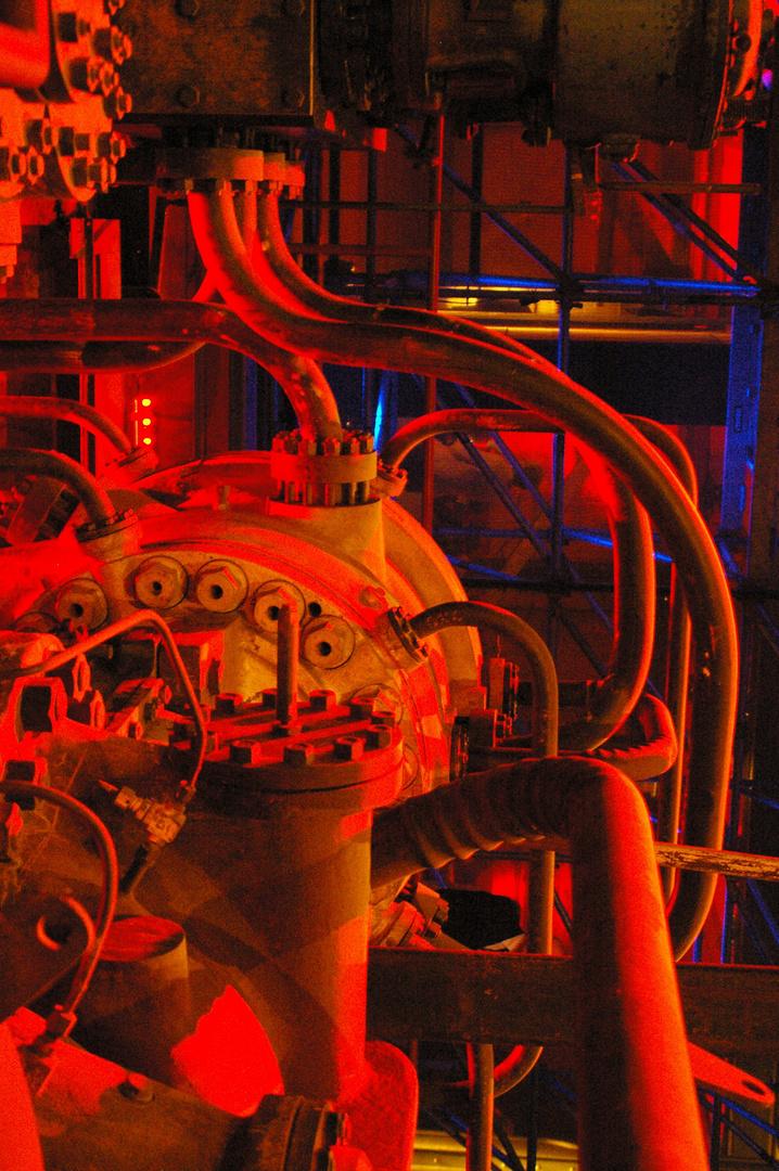 Movimentos - Kraftwerk Wolfsburg