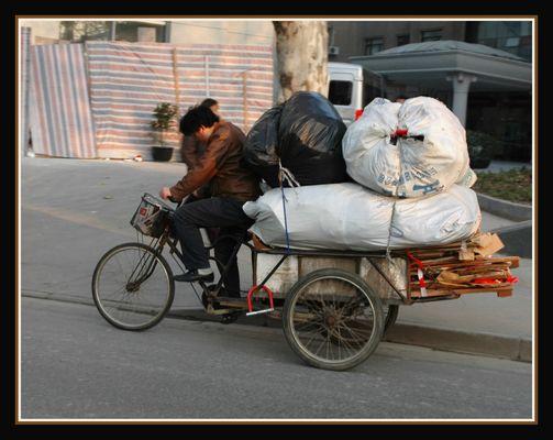 Moyens de transports en Chine
