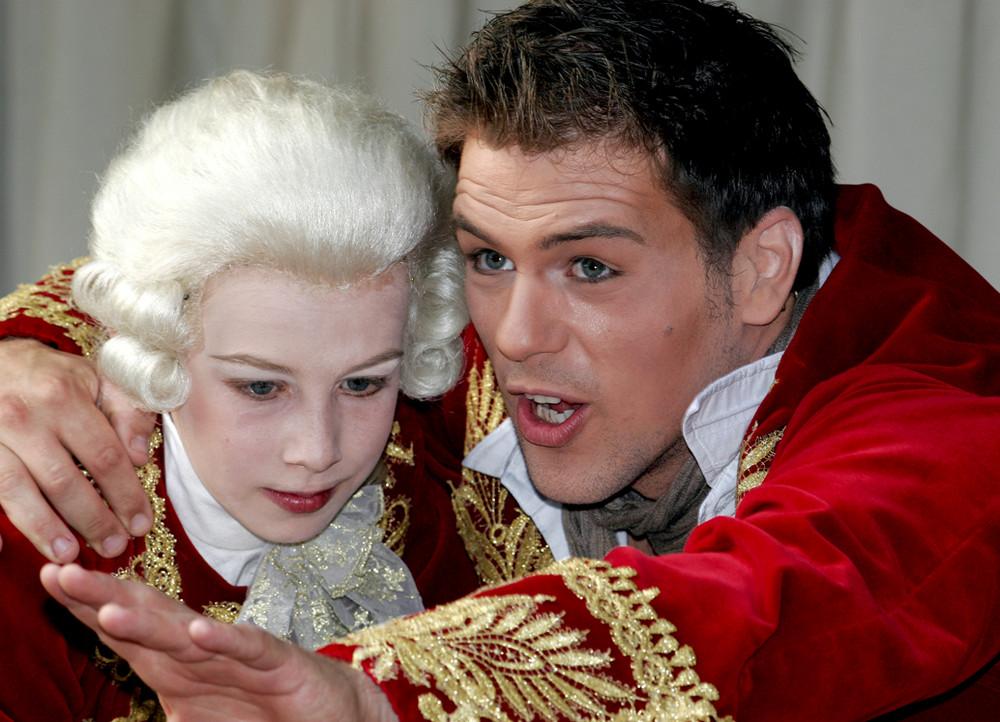 Mozart das Musical