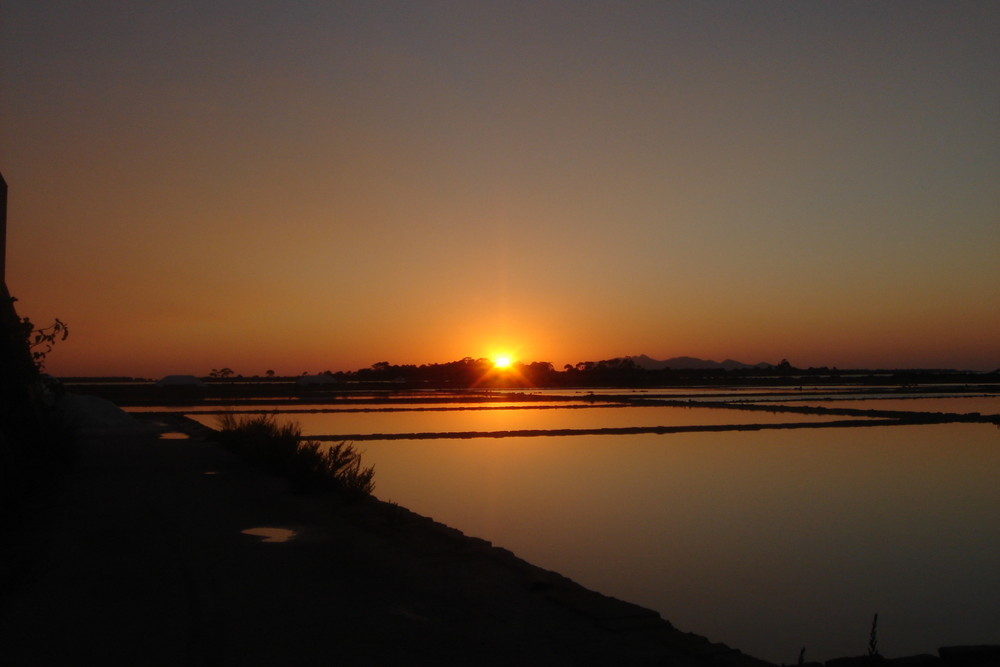 ...Mozia...tra sorrisi e tramonti sulle Saline