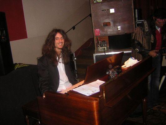 """M.P.O Kevin Morata à l'orgue Hammond B3 """"70's night"""""""
