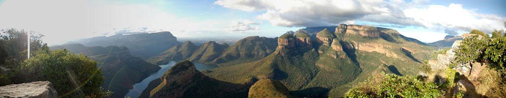 Mpumalanga - Blyde River Canyon