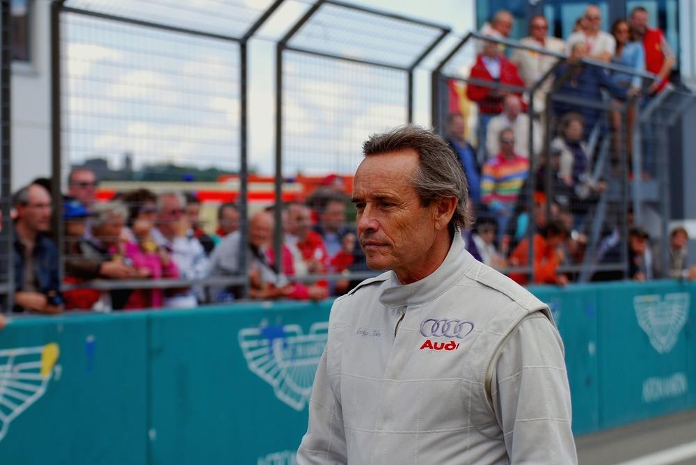 Mr. Le Mans oder Mr. Audi, wie man will...