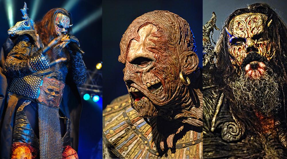 """Mr. Lordi (Tomi Putaansuu) ist der Sänger und Gründer der nach ihm genannten Band """"Lordi"""""""