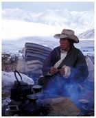 Mr Marlboro auf Tibetisch