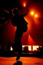 Mr Martin dancing devil...