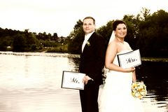 Mr. + Mrs.