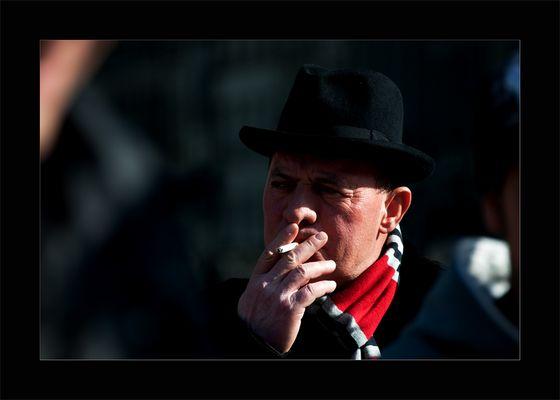 * Mr. Tobacco *
