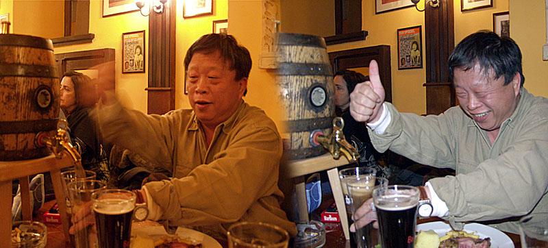 mr. wu und das neujahrsfest