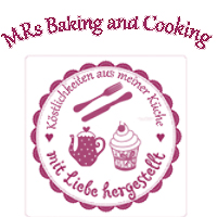 MRs Baking and Cooking