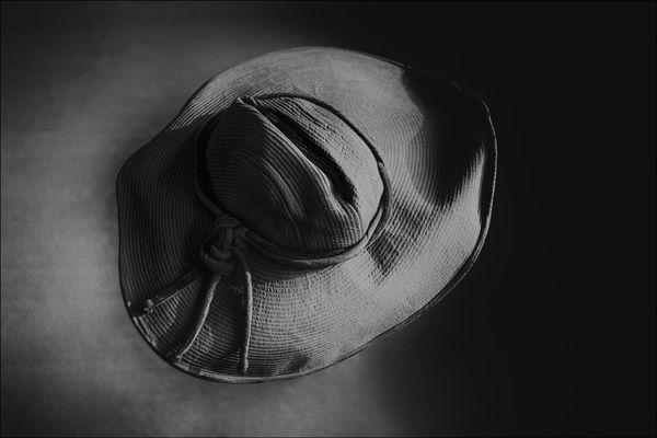 Mrs. Man Ray's hat