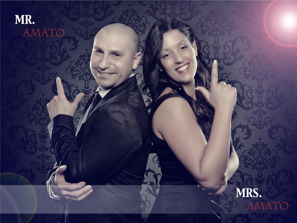 Mrs & Mr Amato
