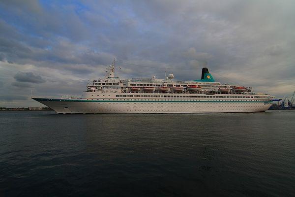 MS Albatros in Kiel