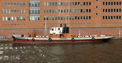 MS Hadersleben -Wasserboot-