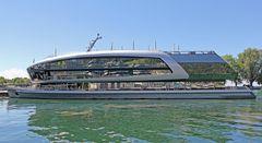 MS Sonnenkönigin -Eventschiff auf dem Bodensee-