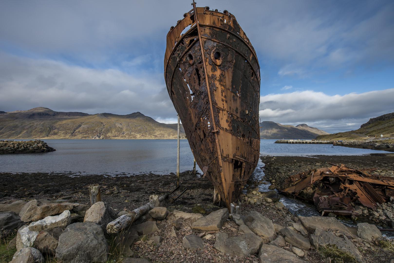 ~~  M/S Suðurland ~~