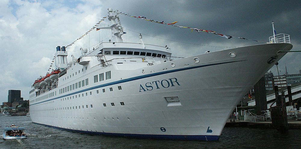MSC Astor @ Cruisedays Hamburg