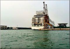 MSC Crociera a Venezia