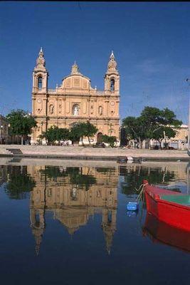Msida Kirche