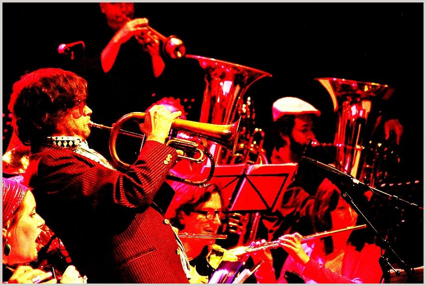 MS+JAZZ@LARGE Trompeter Schriefl Stuttgart +70Fotos MTF Ü998K