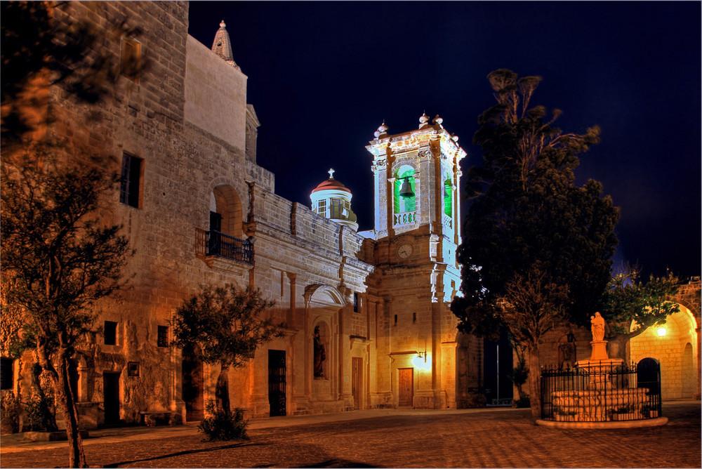 MT 8 Parish church, Mellieha,Malta