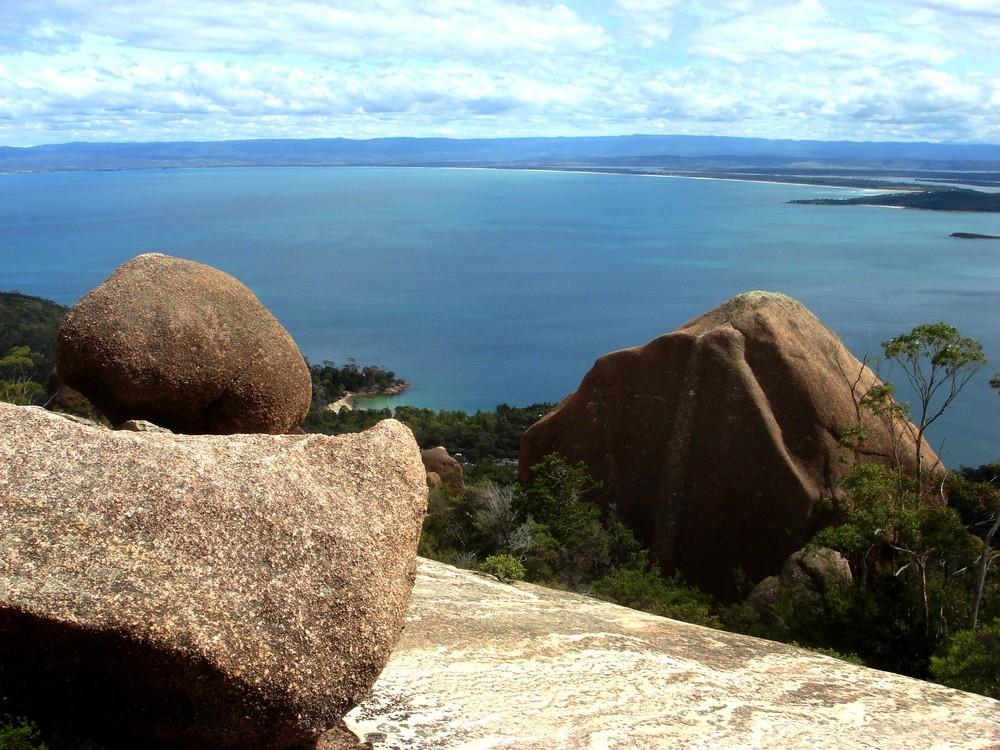 Mt. Amos, Tasmanien