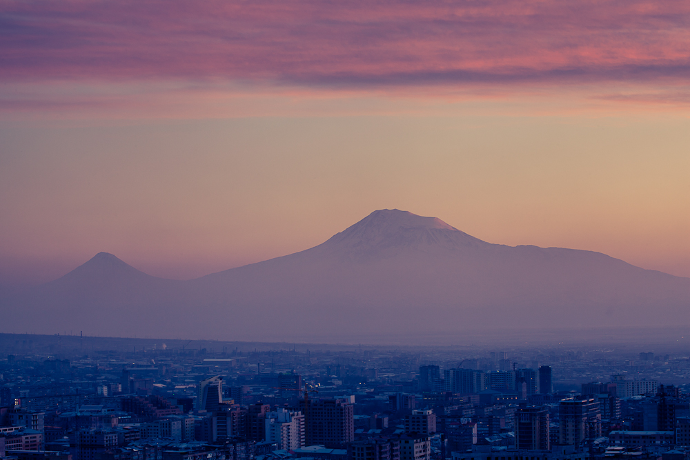Mt. Ararat Dawn