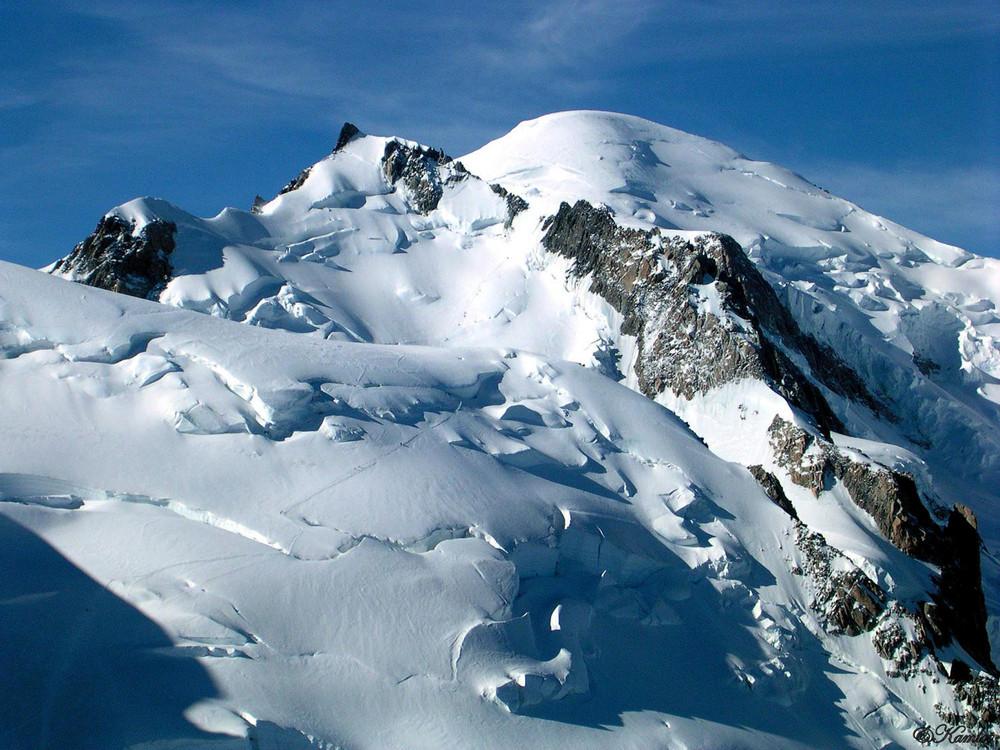 Mt. Blanc simplement