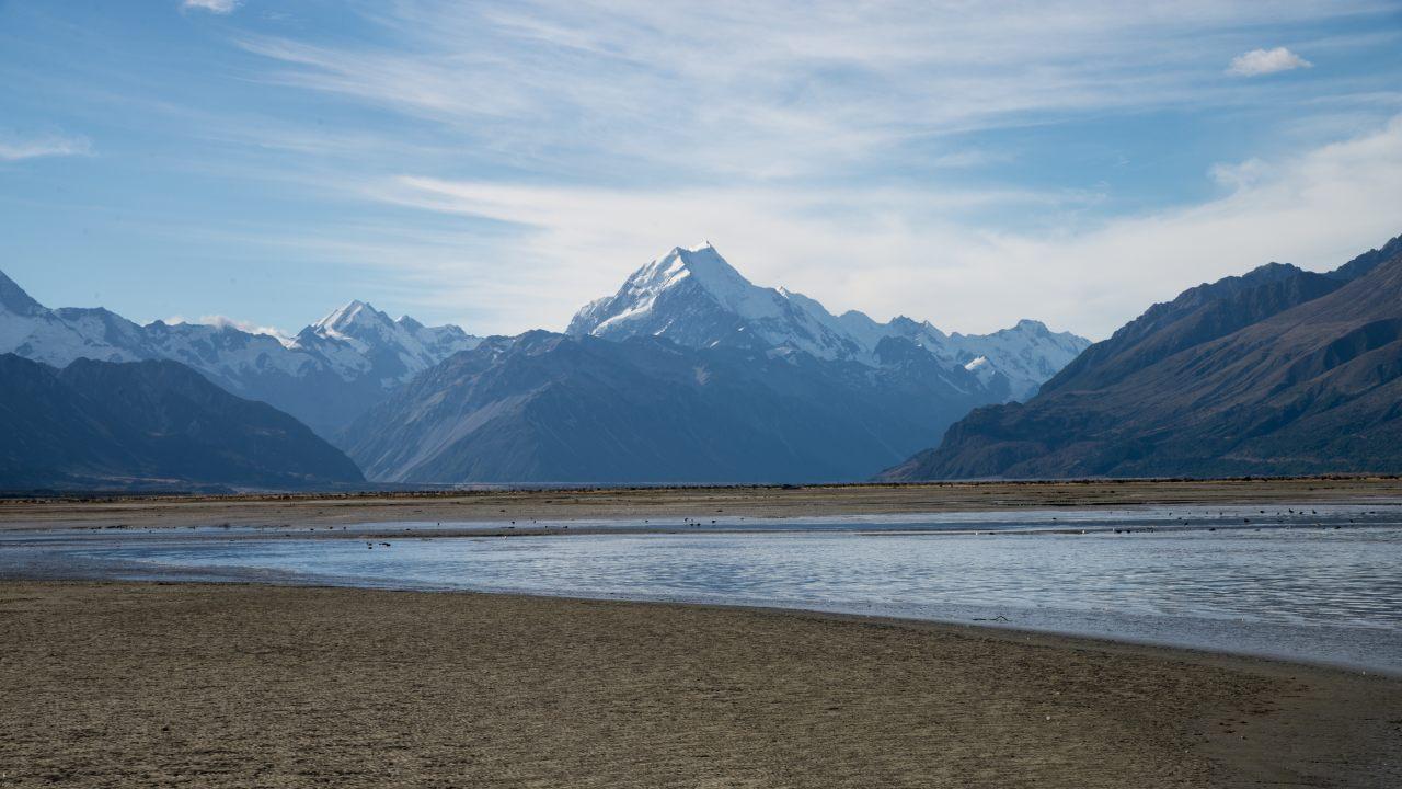 Mt. Cook Neuseeland