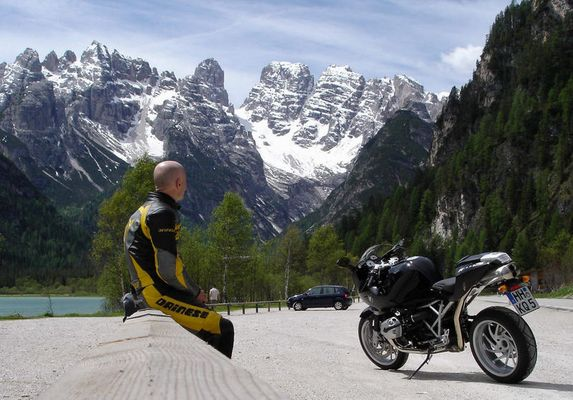 MT Cristallo zwischen Toblach und Cortina d Ampezzo
