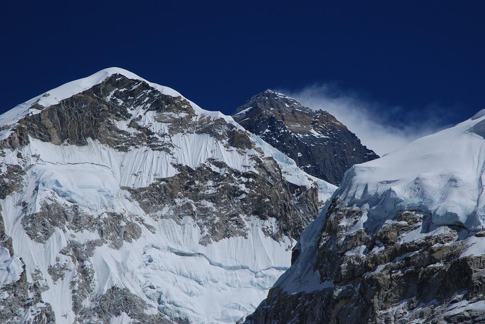Mt. Everest mit Westschulter