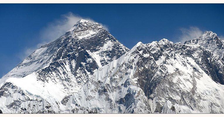 Mt. Everest und Lhotse...das Dach der Welt?