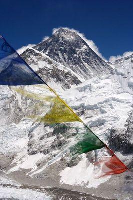 Mt. Everest vom KalaPattar aus