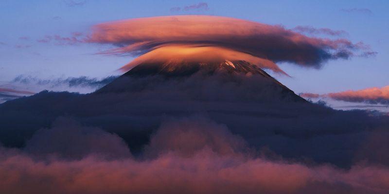 Mt Ngauruhoe - New Zealand