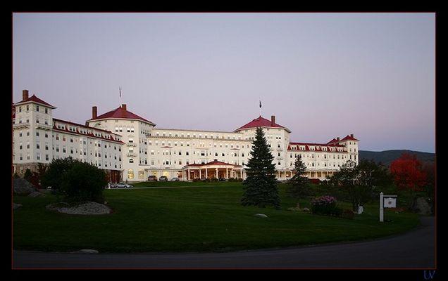 Mt. Washington Hotel and Ressort - Bretton Woods