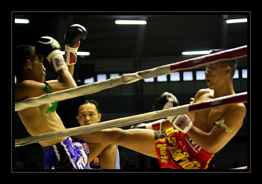 Muay Thai in Bangkok